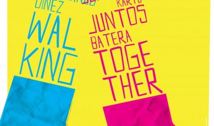 Cartell per la igualtat de Gènere / Font: Poster for Tomorrow. Autor: Pau Ricart Font: