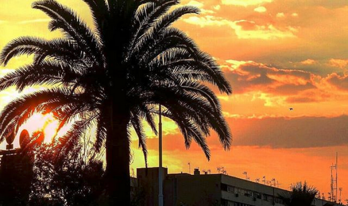 L'objectiu, mostrar la millor cara el barri Font: Faraoncillo a Instagram