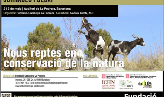"""""""Nous reptes en conservació de la natura"""""""
