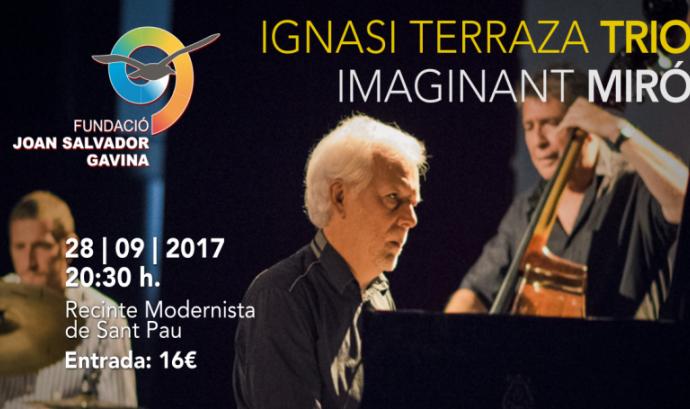 Concert de jazz a benefici de la Fundació Joan Salvador Gavina