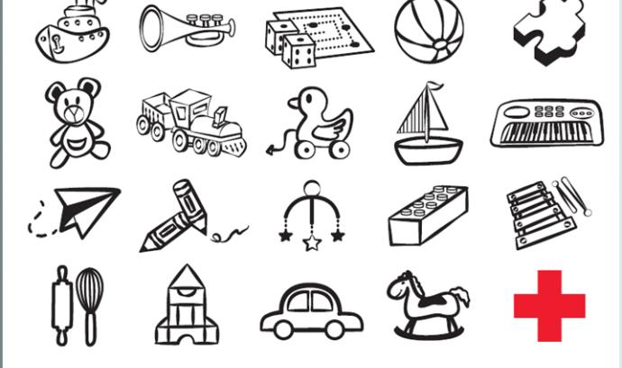 Hi ha moltes joguines i molts nens i nenes que les esperen Font: