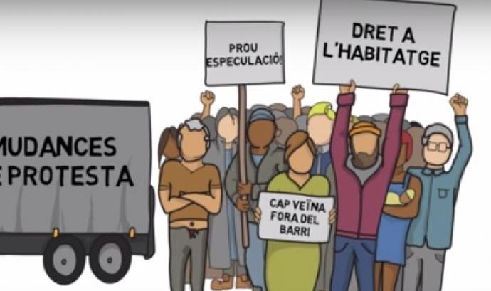 Imatge gràfica de la campanya.
