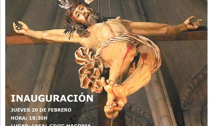 Cartell de l'exposició Setmana Santa de Viveiro