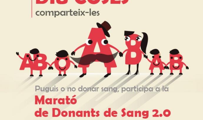 Marató de Donants de Sang 2.0