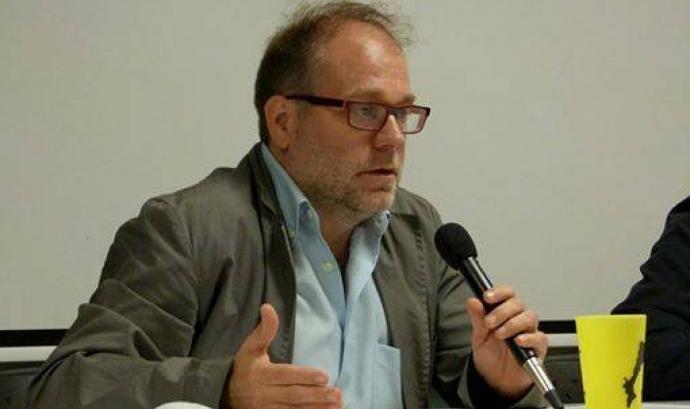Pere Mayans, coordinador de l'Escola d'Estiu del CIEMEN.