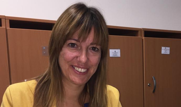 Eva Noguera, fundadora i mediadora a EsMediacio Font: Esmediacio