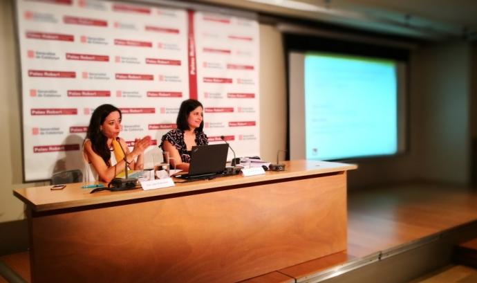 Presentació de la 'Guia de gestió del canvi pel foment de l'equitat de gènere al Tercer Sector Social de Catalunya'