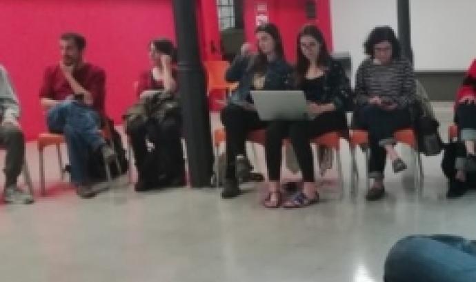 Reunió informativa per a noves persones activistes