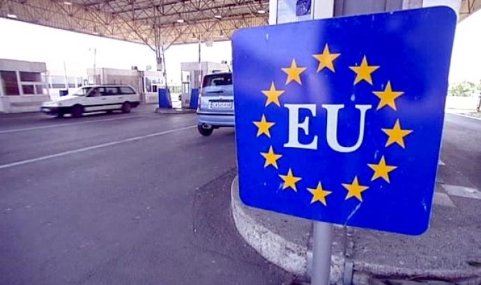 La conferència s'emmarca en un cicle de conferències sobre les polítiques migratives europees. Font: Blogeuropeu