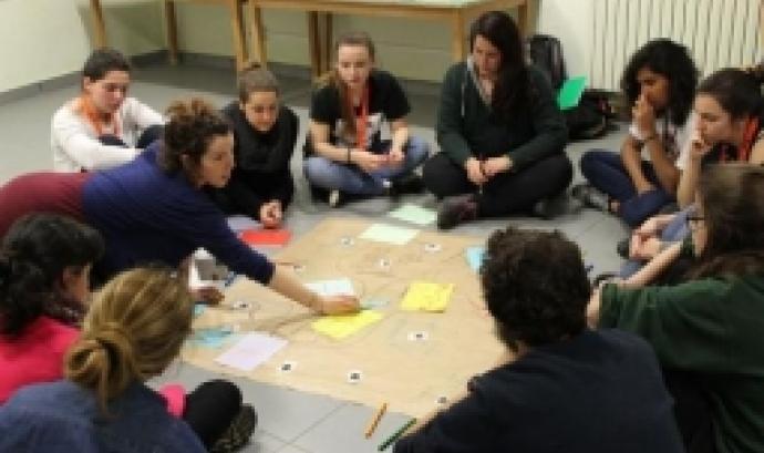 Taules rodones sobre Drets Sexuals i Reproductius en l'àmbit del lleure educatiu