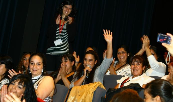 Participants del I Congrés Internacional de les Dones Gitanes Font: Congrés Internacional de les Dones Gitanes