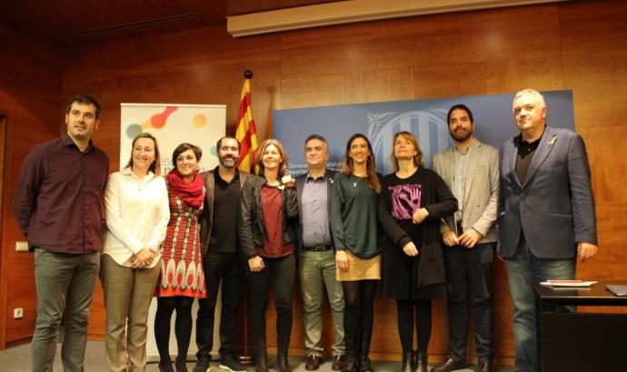 Generalitat i municipis acorden que el procés d'actualització educativa impulsat per Escola Nova 21 esdevingui política pública Font: Escola Nova 21