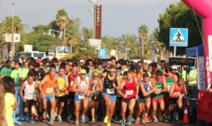 Imatge sortida cursa. Font: Athletic Events