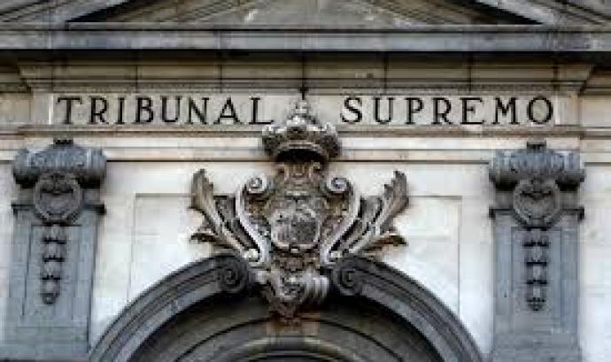 Imatge de la cort del Tribunal Suprem. Font: web idealista.com Font: