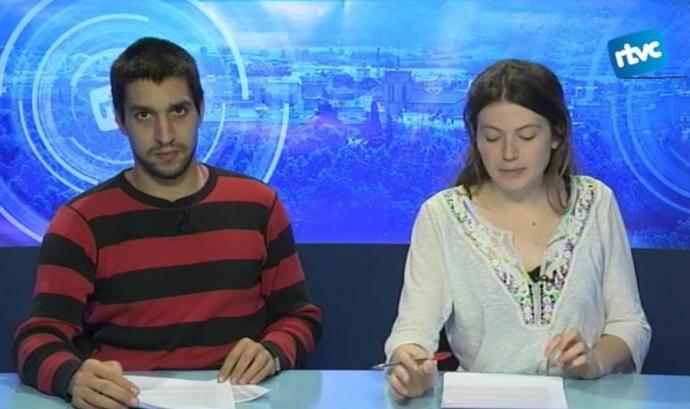 Informatiu de RTV Cardedeu, la primera televisió comunitària a Catalunya Font: