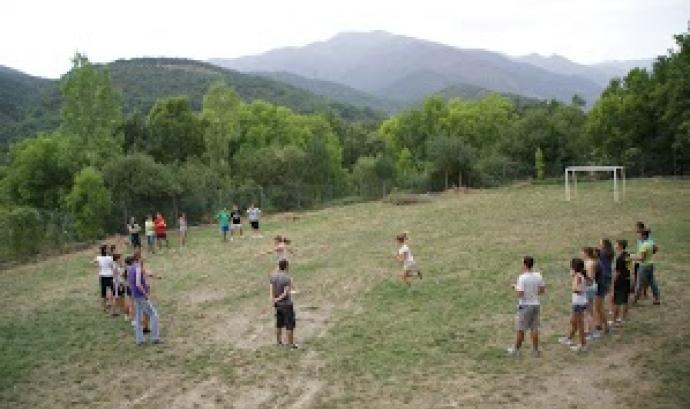 Iniciació al voluntariat. Font: Fundació Verge Blanca (Picassa)
