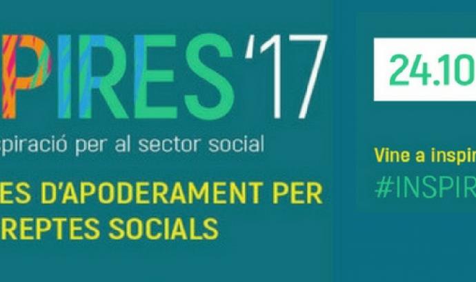 INSPIRES'17, espai d'inspiració per al sector social