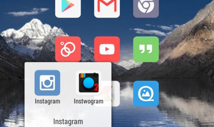 Sense tancar la sessió d'Instagram, podreu canviar d'usuari Font:
