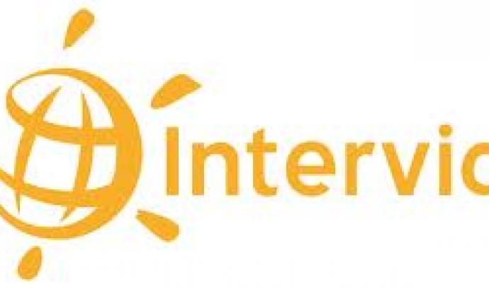 Logo Intervida Font: