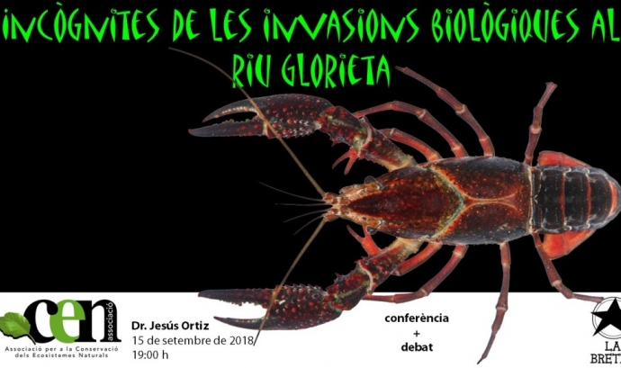 Xerrada sobre espècies exòtiques invasores  a Alcover