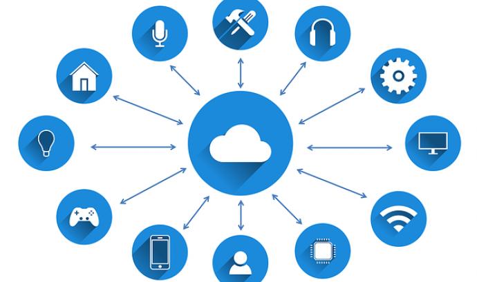 Internet de les coses és una de les tecnologies incipients que cada vegada agafa més força Font: Tumisu a Pixabay