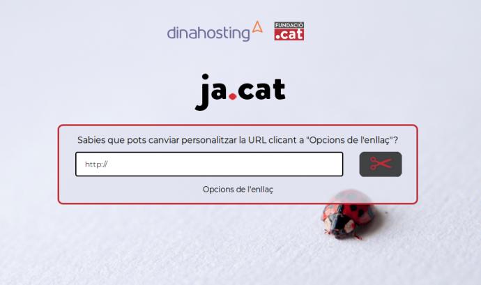 Un escurçador de LUR en català Font: Ja.cat