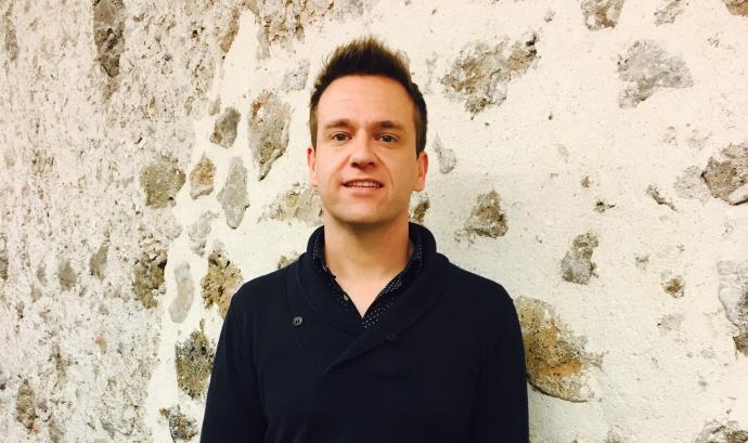 Jordi Fosas, director de l'Ésdansa Font: Ésdansa