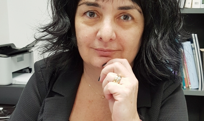 Joana Marí, experta de l'APDCAT. Font: APDCAT