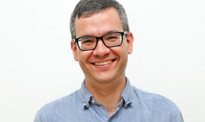 Jordi Baltà és expert en polítiques culturals i relacions internacionals. Font: