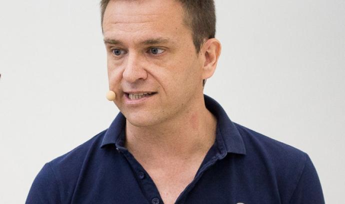 Jordi Fosas, director artístic de l'Ésdansa. Font: