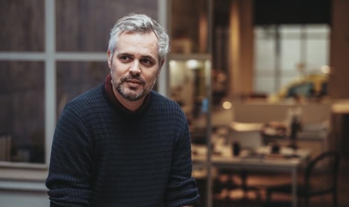 Jordi Escribà, soci cofundador de B·Link, consultoria especialitzada en projectes europeus. Font: B·Link