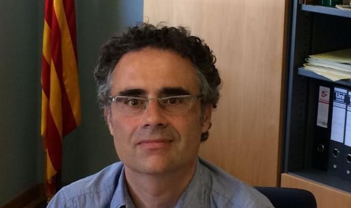 Jordi Foz - Secretari de Transparència, de Govern Obert i de Contractació Pública de la Generalitat de Catalunya