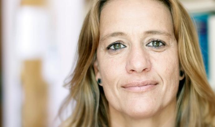 Jordina Biosca, directora de l'EVA (font: www.enveualta.cat) Font: