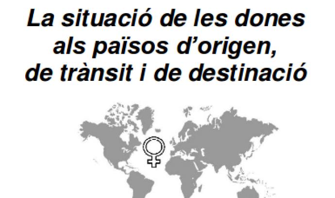 Jornada: La situació de les dones als països d'origen, de trànsit i de destinació
