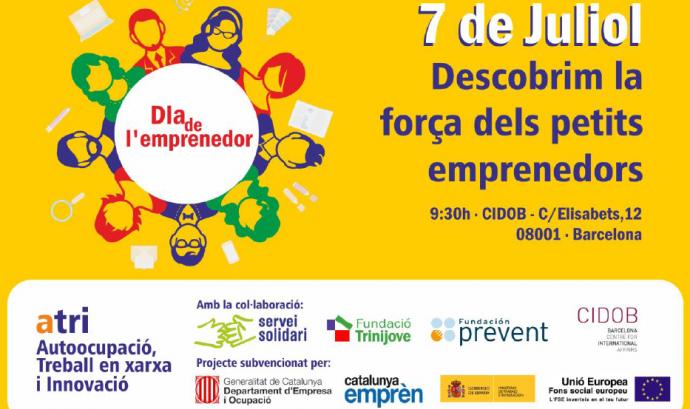 Jornada: Descobrim la força dels petits emprenedors