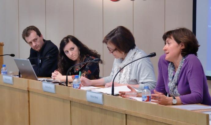 Jornada Internacional Migracions, educació i gènere UVic, abril 2012