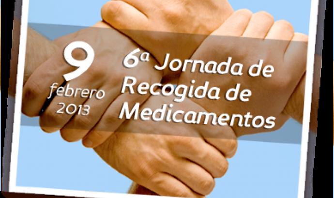 Imatge de la 6a jornada de recollida de medicaments Font:
