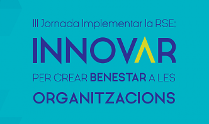 La III Jornada Implementar l'RSE se celebrarà a Barcelona el 27 d'octubre. Font: Apunts