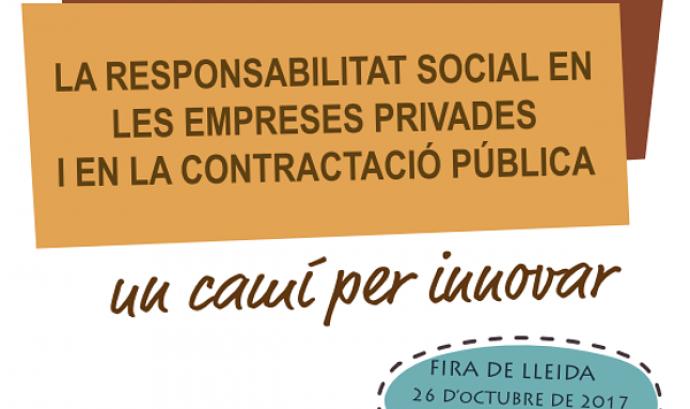 El Consell Municipal de Persones amb Discapacitat de Lleida organitza aquest acte el 26 d'octubre. Font: Ajuntament de Lleida