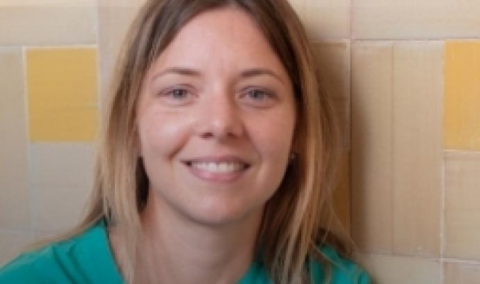 Nutricionista i dietista Núria Durán.