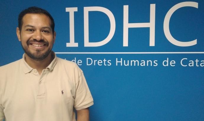 Karlos Castilla, doctor en dret constitucional i investigador a l'IDHC Font: Marta Rius