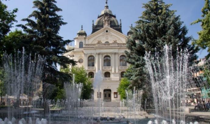 La ciutat eslovaca de Kosice. Font: Kosice State Theatre