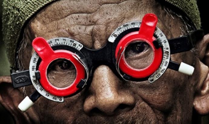"Imatge del film ""The Look of Silence"" Font:"
