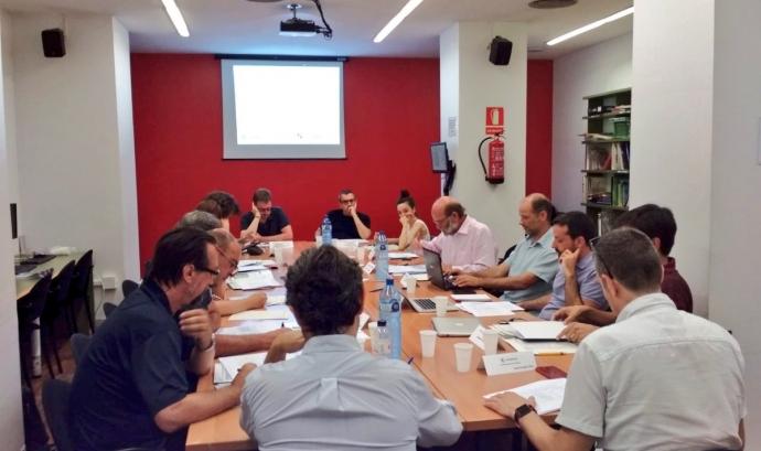 El Laboratori de Governança Democràtica s'ha reunit per primer cop aquest mes de juliol.