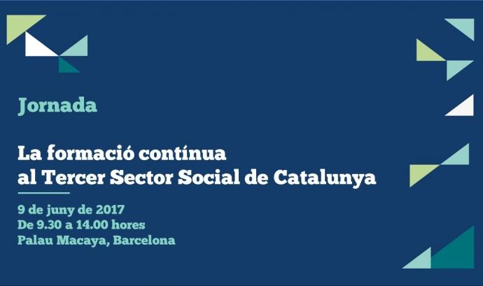La formació contínua al tercer sector social de Catalunya