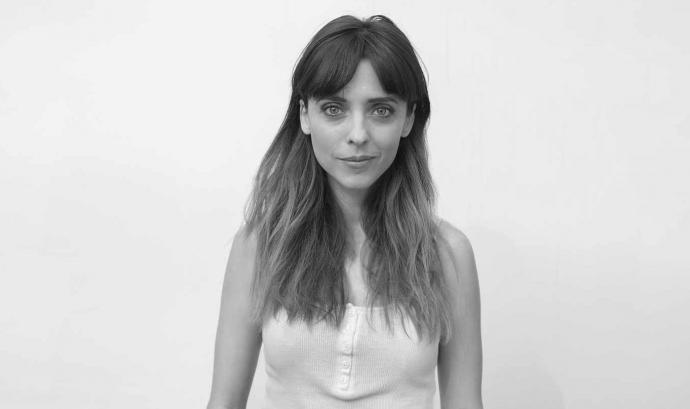 Imatge promocional de l'actriu i escriptora Leticia Dolera, pregonera de La Mercè