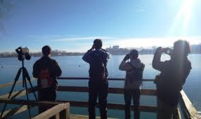 L'entitat ambiental Limnos està vimculada al Pla de l'Estany (imatge: limnos) Font: