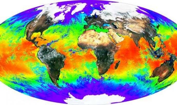 Debat sobre el canvi climàtic a Banyoles (imatge:facebook/limnosplaestany)