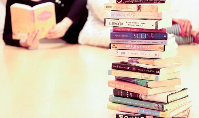 Qui ha dit que llegir és avorrit? Font: