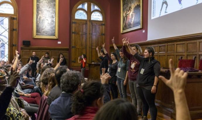 El Fòrum Social Mundial de les Economies Transformadores 2020 busca llits solidaris. Font: FSMET